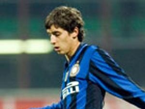 Mancini junior debutoval za Inter