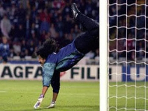 Higuita se vrací do Kolumbie