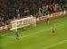 Poh�r DFB: Rozhodovaly a� penalty. Bielefeld vy�adil dal��ho favorita, Bayern usp�l v Leverkusenu
