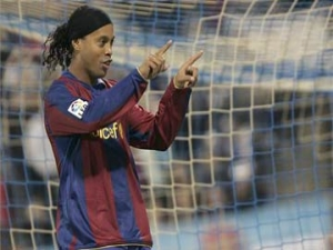 Ronaldinho na 90 procent do AC Milán