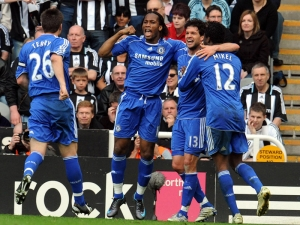 Newcastle United - Chelsea FC 0:2