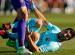 Dvě dobré zprávy pro Barcelonu: Má tři body z Leganés a střelecky se probral Suárez