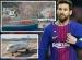 Messi brání rozmachu letiště, rozčiluje se letecká společnost
