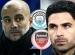 Pep Guardiola: Arsenal bude pod Mikelem Artetou brzy bojovat o titul v Premier League