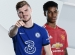 Chelsea hostí Manchester United a chce do TOP 4. Jak si Souček a Coufal poradí s Manchesterem City?