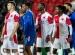 Slavia vyřídila Rangers po dvou červených kartách domácích, dál jdou i Rudí ďáblové