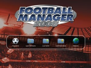 Recenze Football Manager 2008