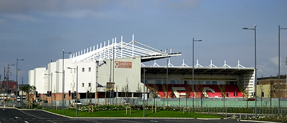 - Bloomfield Road