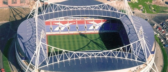 - The Reebok Stadium